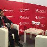 樊胜根在2017中国发展高层论坛上接受专访:农业和食物系统供给侧改革的紧迫性更大