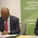 水、能源和粮食安全:IFPRI与埃塞俄比亚水、灌溉及电力部签署谅解备忘录