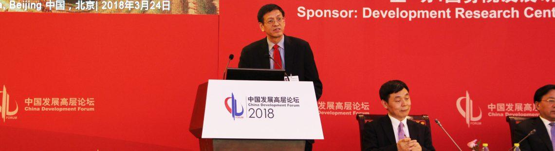 樊胜根谈乡村振兴:统筹农业和农村的发展战略至关重要