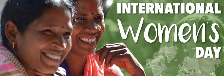 国际妇女节: 抗击营养不良,从为女性群体赋权开始