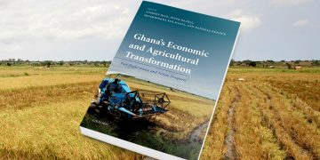 新书推荐   加纳的经济和农业转型