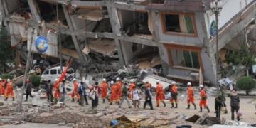 地震如何影响经济行为?