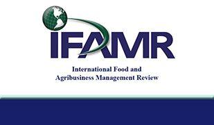 期刊简介 |《国际食物和农商管理评论》