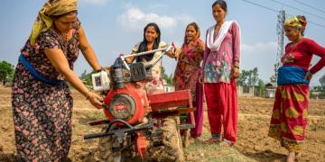 "IFPRI参加""南南和三方合作促进农业机械化""网络研讨会"