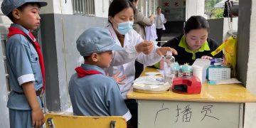 """WFP湘西学龄前儿童营养改善试点项目""评估终线调研圆满完成"